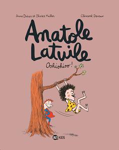 Anatole Latuile - Tome 2 - Oohiohioo!