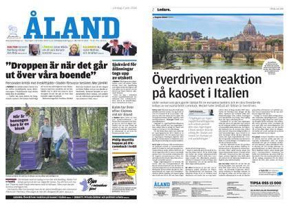 Ålandstidningen – 02 juni 2018