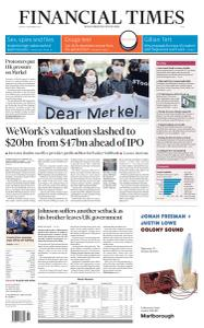 Financial Times Asia - September 6, 2019