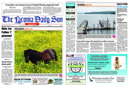 The Laconia Daily Sun – June 26, 2019