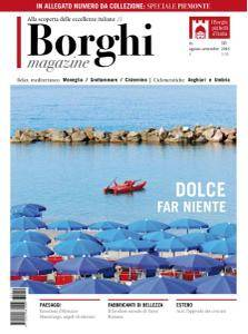 Borghi Magazine N.10 - Agosto-Settembre 2016