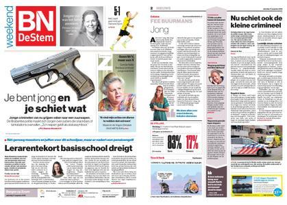 BN DeStem - Bergen op Zoom – 17 augustus 2019