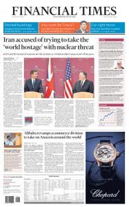 Financial Times USA - May 9, 2019