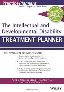 The Intellectual and Developmental Disability Treatment Planner, with DSM 5 Updates, 2 edition