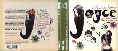 Joyce Moreno, Nana Vasconcelos, Mauricio Maestro - Visions of Dawn (1976)
