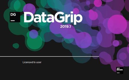 JetBrains DataGrip 2019.1.4