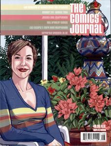 Comics Journal 270 2005-08 Jessica Abel, Lalo Alcarez, Mark Bod=E9, Nell Brinkley W