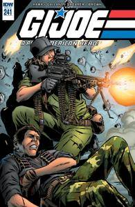 G I Joe - A Real American Hero 241 2017 Digital Thornn-Empire