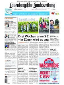 Lauenburgische Landeszeitung - 09. September 2017