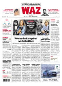 WAZ Westdeutsche Allgemeine Zeitung Oberhausen-Sterkrade - 08. März 2019