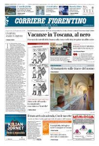 Corriere Fiorentino La Toscana – 18 agosto 2019