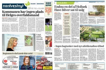 Nordvestnyt Holbæk Odsherred – 27. oktober 2017