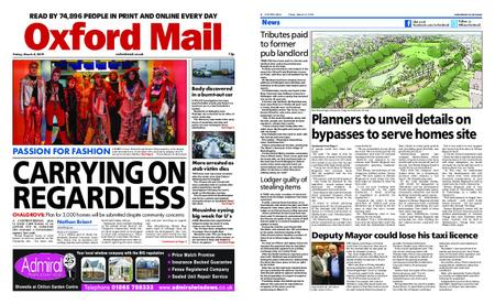 Oxford Mail – March 08, 2019