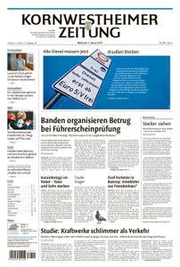 Kornwestheimer Zeitung - 02. Januar 2019