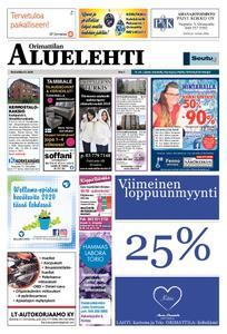 Orimattilan Aluelehti – 08.01.2020