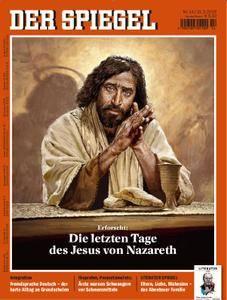 Der Spiegel - 01. April 2018