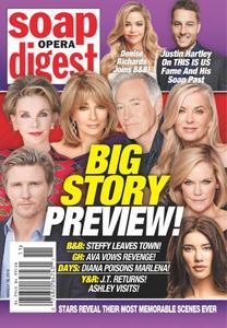 Soap Opera Digest - March 18, 2019