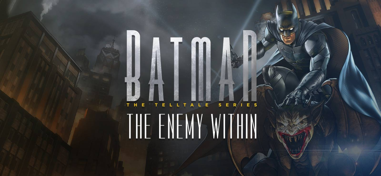 Batman: The Enemy Within - The Telltale Series (2017)