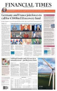 Financial Times UK - May 19, 2020