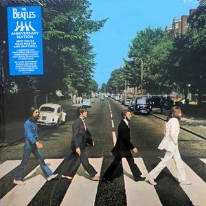 The Beatles - Abbey Road (1969) {2019, The 50th Anniversary Super Deluxe Edition} Blu-ray