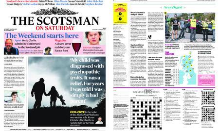 The Scotsman – April 20, 2019