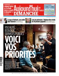 Aujourd'hui en France du Dimanche 10 Mars 2019
