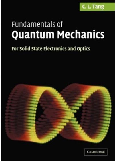 Fundamentals of Quantum Mechanics [Repost]