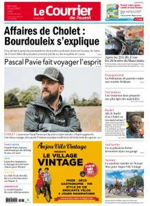 Le Courrier de l'Ouest Cholet – 25 août 2021