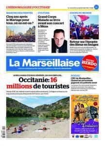 La Marseillaise du Languedoc - 20 juillet 2018