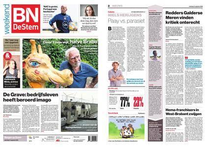 BN DeStem - Bergen op Zoom – 11 augustus 2018
