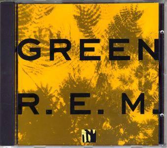 R.E.M. - Green (1988) Non-Remastered [Re-Up]