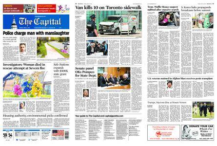 The Capital – April 24, 2018