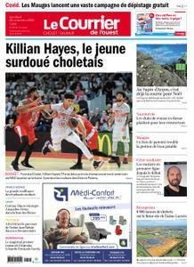 Le Courrier de l'Ouest Cholet – 20 novembre 2020
