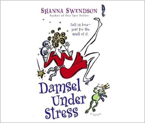 Shanna Swendson - Enchanted, Inc, Book 3 - Damsel Under Stress
