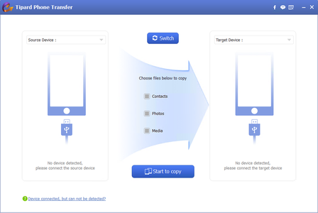 Tipard Phone Transfer 1.0.28 Multilingual