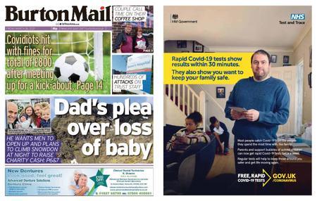 Burton Mail – March 26, 2021