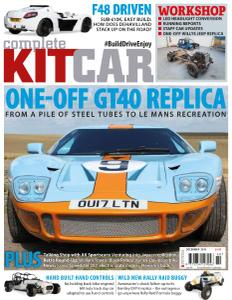 Complete Kit Car - December 2019