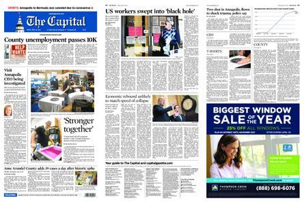 The Capital – April 10, 2020