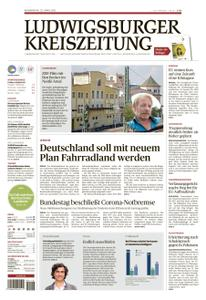 Ludwigsburger Kreiszeitung LKZ - 22 April 2021