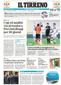 Il Tirreno Livorno - 18 Febbraio 2019