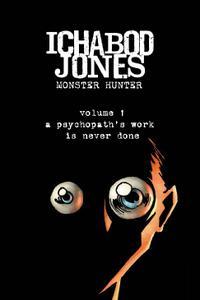 Wannabe Press-Ichabod Jones Monster Hunter Vol 01 2021 Hybrid Comic eBook