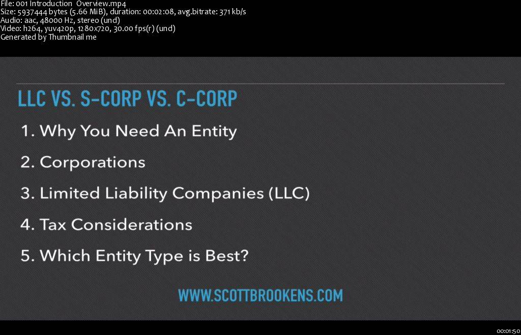 How to Choose the Right Entity: LLC vs. S-corp vs. C-corp