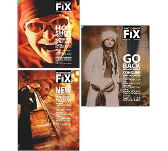 Photoshop Fix Magazine