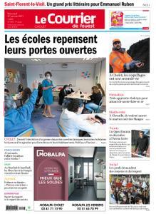Le Courrier de l'Ouest Cholet – 27 janvier 2021
