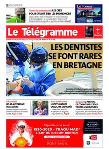 Le Télégramme Quimper – 24 juillet 2021