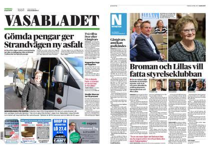 Vasabladet – 24.04.2019