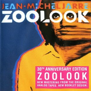 Jean Michel Jarre - Zoolook (1984) {2015, 30th Anniversary Edition, Remastered} Re-Up