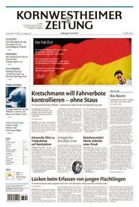 Kornwestheimer Zeitung - 24. Juli 2018