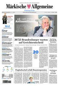 Märkische Allgemeine Fläming Echo - 31. Januar 2018