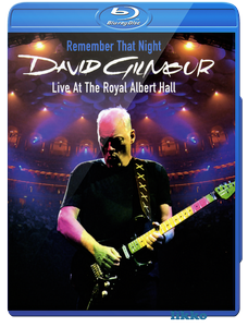 David Gilmour - Remember That Night (2007) [2xBDRip 1080p] Repost